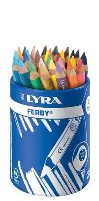 "Цветные карандаши "" ferby"", 36 штук, LYRA"
