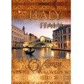 Книга для записей. 80 листов. путешествия по странам. италия, Канц-Эксмо (Listoff, Unnika Land)