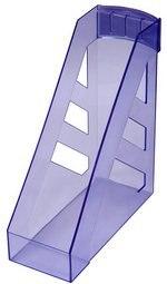 Лоток вертикальный голубой литой, Стамм