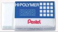 Ластик hi-polymer eraser, Pentel