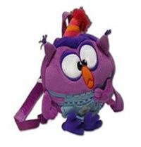 . рюкзак в виде персонажа совунья, Смешарики