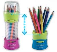 Цветные карандаши, 12 цветов, в пластиковом пенале, Maped