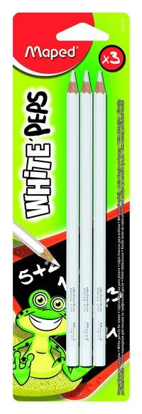 Меловые карандаши, 3 штуки, Maped