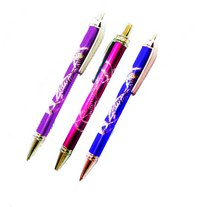 Автоматическая шариковая ручка, синяя, Miraculous