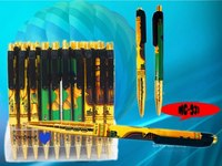 """Автоматическая шариковая ручка """"египет"""", синяя, Miraculous"""