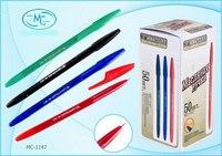 Ручка шариковая, зелёная, Miraculous
