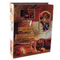Пакет подарочный бумажный, мужская тематика, Miraculous