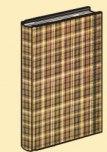 """Блокнот """"шотландка"""" а4, 128 листов, Ульяновский Дом печати"""