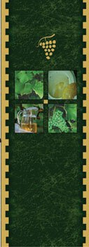Бумажный пакет с глянцевой ламинацией, Феникс Present