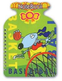 """Записная книжка notebook """"подарок"""", (3 дизайна), Феникс+ (канцтовары)"""