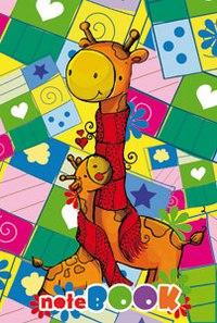 Записная книжка. жирафы, Феникс+ (канцтовары)