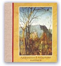 Телефонная книга. пейзаж, Феникс+ (канцтовары)