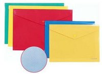 "Папка-конверт ""envelope folder"", а4, на кнопке, ErichKrause"