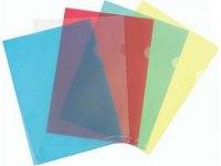"Папка-уголок ""l-file"", a4, 10 штук, голубой, ErichKrause"