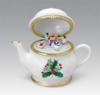 "Композиция ""чайник"", Mister Christmas"