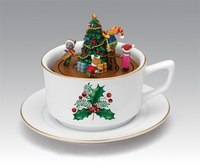 "Композиция ""чашка"", Mister Christmas"