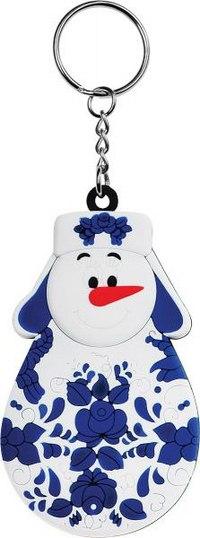 """Брелок """"снеговик"""", Mister Christmas"""