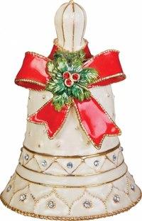 """Шкатулка """"колокольчик"""", Mister Christmas"""