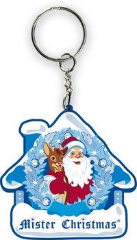"""Брелок """"домик"""", Mister Christmas"""