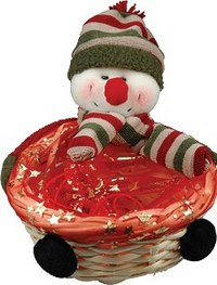 Корзинка для подарков, Mister Christmas