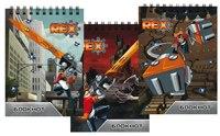 Блокнот а6, 60 листов, Generator Rex