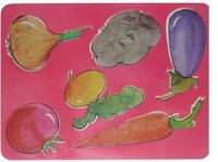 "Трафарет ""овощи"", Луч (химзавод)"