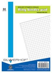 Блок сменный для общей тетради, а5, белый, Silwerhof