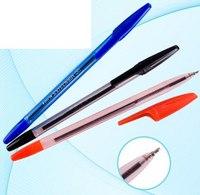 Ручка шариковая синяя, на масляной основе, Miraculous