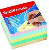 Блок для записей, 9х9х5, ассорти, ErichKrause