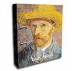 """Папка-регистратор """"impressionism. ван гог"""", черная, ErichKrause"""