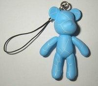 "Брелок ""мишка blue"", CreativeStudio"