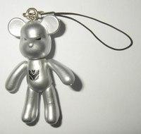 "Брелок ""мишка silver"", CreativeStudio"