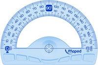 "Транспортир ""геометрик"", 180 градусов, 12 см, Maped"