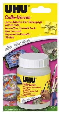 Клеевой лак «creative» для украшений (для бумаги, ткани), UHU