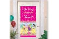 """Баннер на дверь """"принцессы disney - летний замок"""", Procos S.A."""