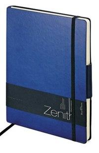 """Ежедневник недатированный """"zenith"""" (темно-синий), Bruno Visconti (Бруно Висконти)"""