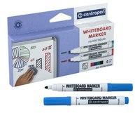 Набор маркеров для белой доски, 4 цвета, Centropen