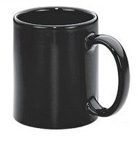 Кружка большая черная (12,5 см), China Bluesky Trading Co
