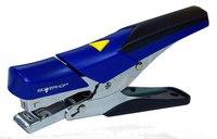 Плаер-степлер №10 на 20 листов, темно-синий, Silwerhof