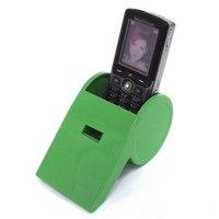 Мега-свисток - держатель для мобильного телефона, зеленый, China Bluesky Trading Co