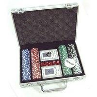 Набор для игры в покер (200 фишек), China Bluesky Trading Co