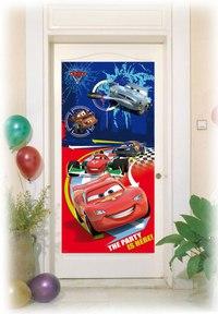 """Баннер на дверь """"тачки 2"""", Procos S.A."""