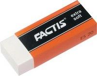 Ластик пластиковый, экстра-мягкий, Factis