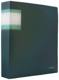 "Папка 80 вкладышей с карманом ""perlen"", 1.1 мм, зеленый metallic, Silwerhof"