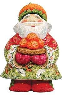 """Игрушка новогодняя коллекционная """"дед мороз"""", Mister Christmas"""