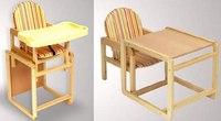 """Стул-стол для кормления """"мишутка"""", Globex"""
