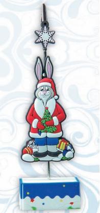 """Держатель для бумаги """"кролик"""", Mister Christmas"""