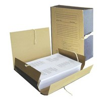 Папка для бумаг, архивная, Россия
