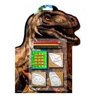 """Набор штампов """"динозавры"""", Стрекоза"""