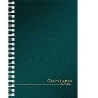 """Тетрадь общая """"офисный стиль. copybook"""", а6, 80 листов, спираль, Канц-Эксмо (Listoff, Unnika Land)"""